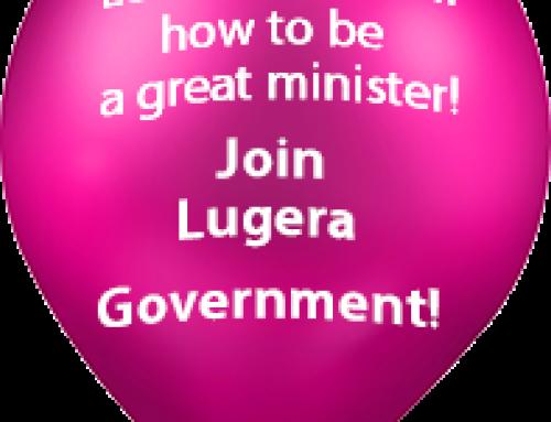 Final de campanie Lugera Government! Iata ocupantii ministerelor!
