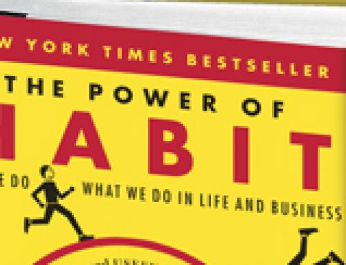 Lecturi de weekend: The Power of Habit