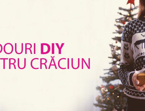 Cadouri creative de Craciun: 5 idei de surprize DIY pentru cei dragi