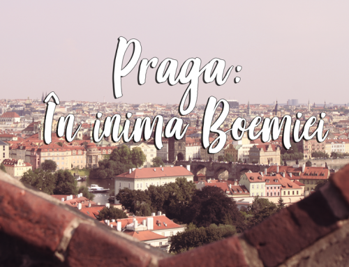 Lugerac around the world: in inima Boemiei